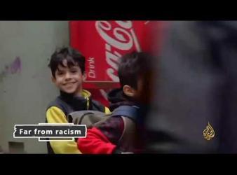 Boy Prisoner Ayham Sabbah